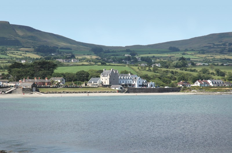 Ballygally Castle, The best Castles to stay in Ireland