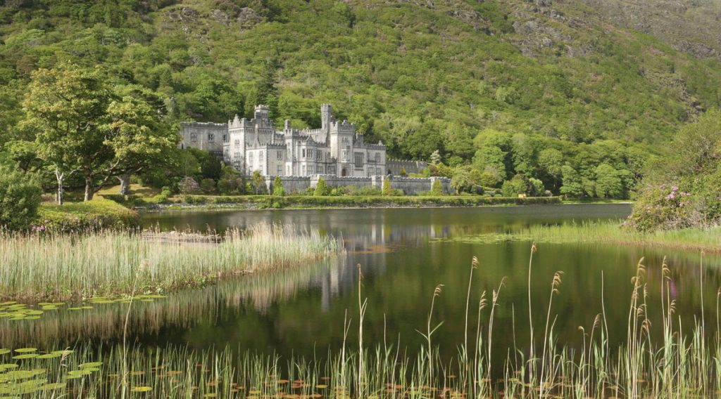 Ireland Group Tours, Kylemore Abbey