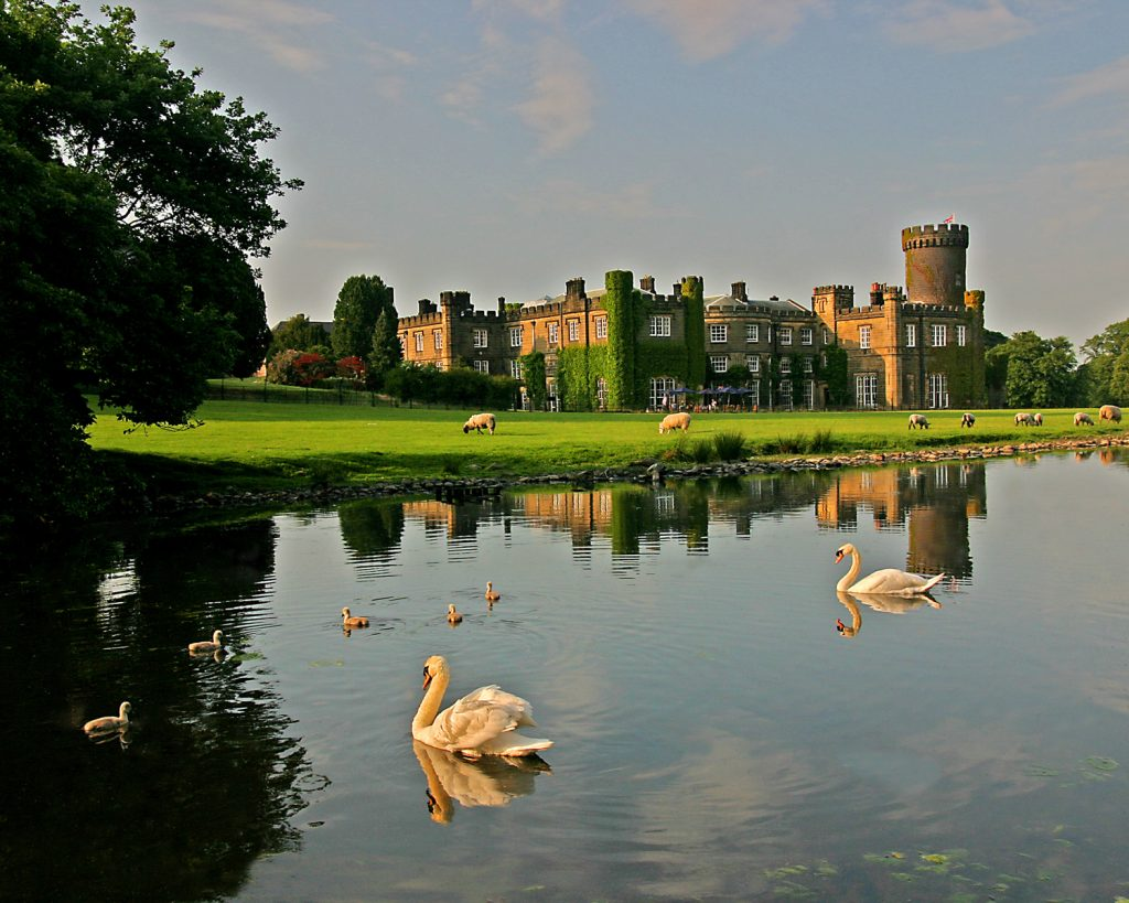 Honeymoons in England, Swinton Estate, Yorkshire, England