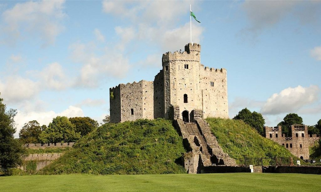 Wales Self Drive Vacations - Cardiff Castle