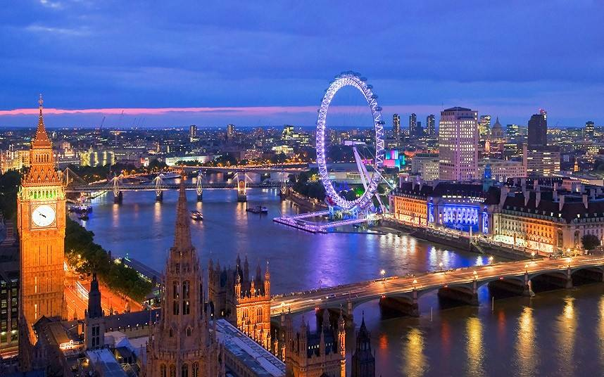 England Self Drive Vacations - London