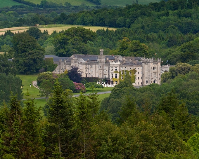 Cabra Castle, The best Castles to stay in Ireland