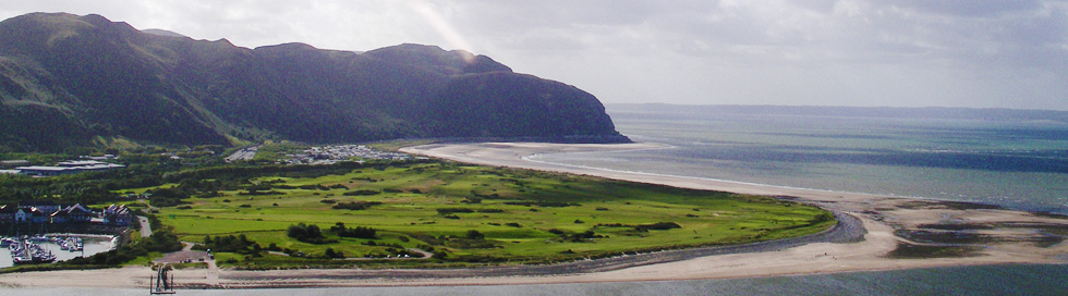 Wales Golf Vacations - Conwy Golf Links