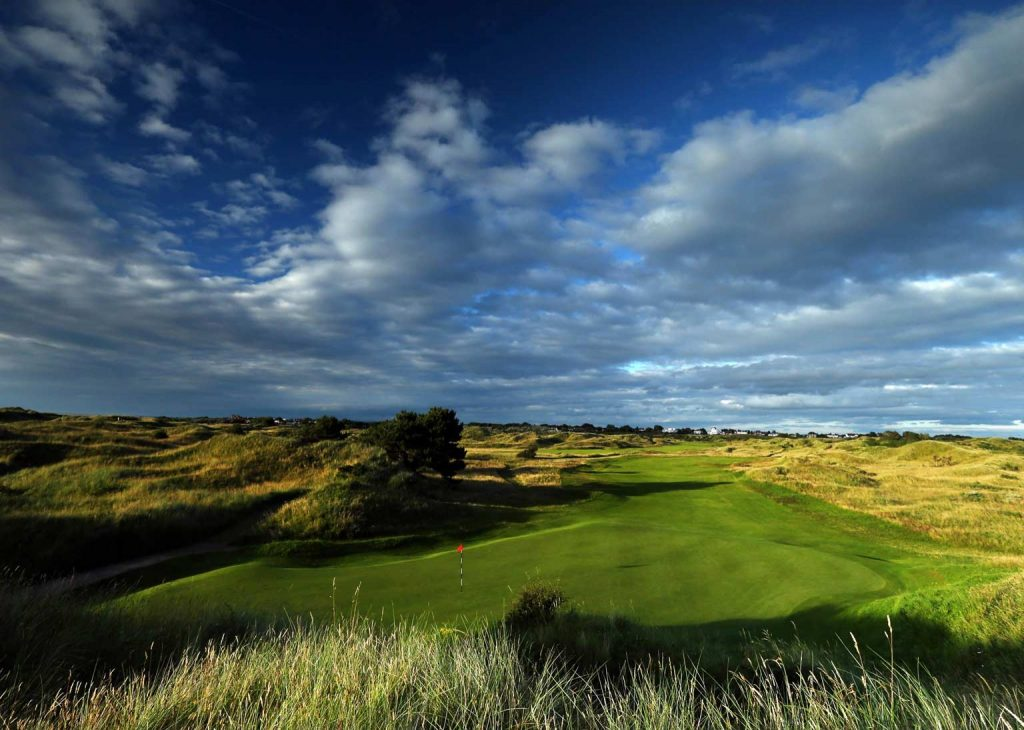 England Golf Vacations, Royal Birkdale Golf Links