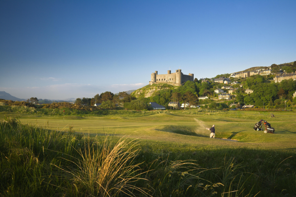 Wales Golf Vacations - Royal St David's Golf Links