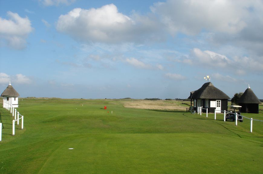 England Golf Vacations, Royal St George Golf Links