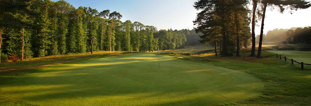 England Golf Vacations, St George's Hill Golf