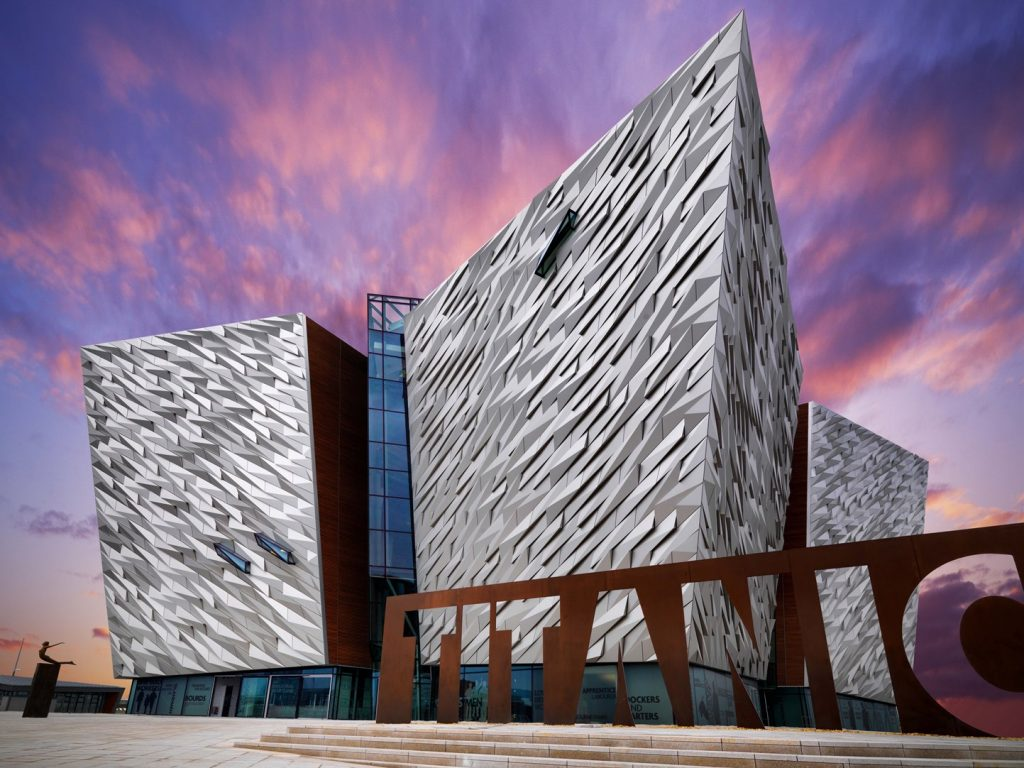 Ireland Group Tours, Titanic Belfast