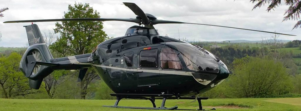 Exclusive Luxury Helicopter