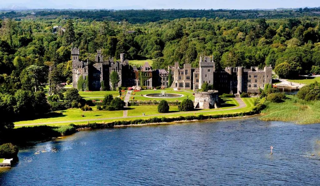 Ireland Castle Vacations, Ashford Castle