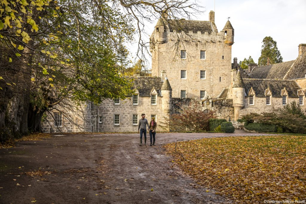 Scotland Self Drive Vacation - Cawdor Castle