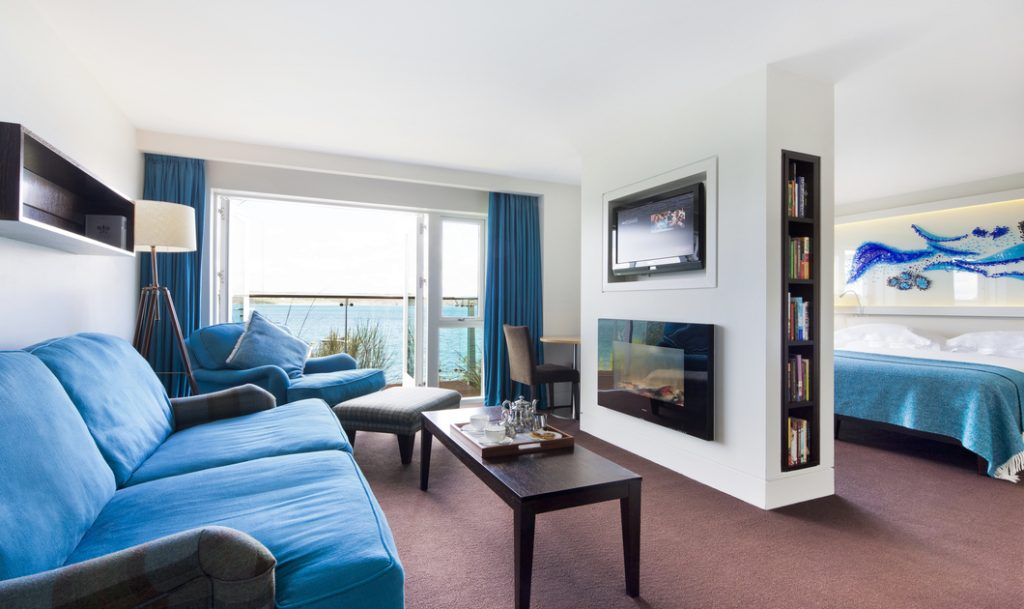 Ireland Chauffeur Driven Vacations, Cliff House Hotel