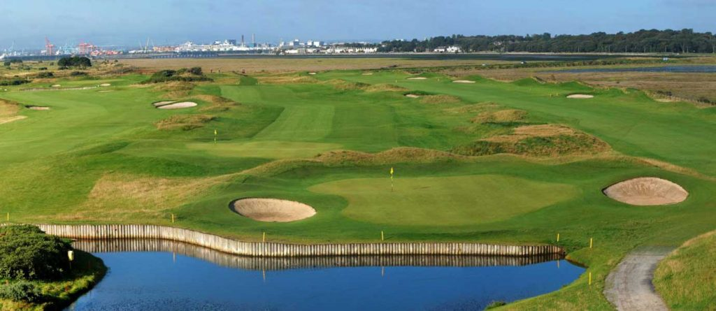 England Golf Vacations, Lytham & St Annes Golf Links