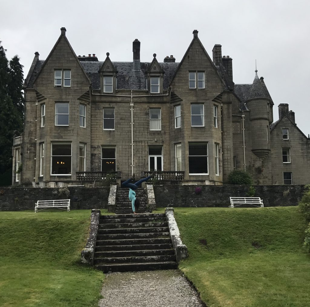 We Promise To.....-  Glengarry Castle