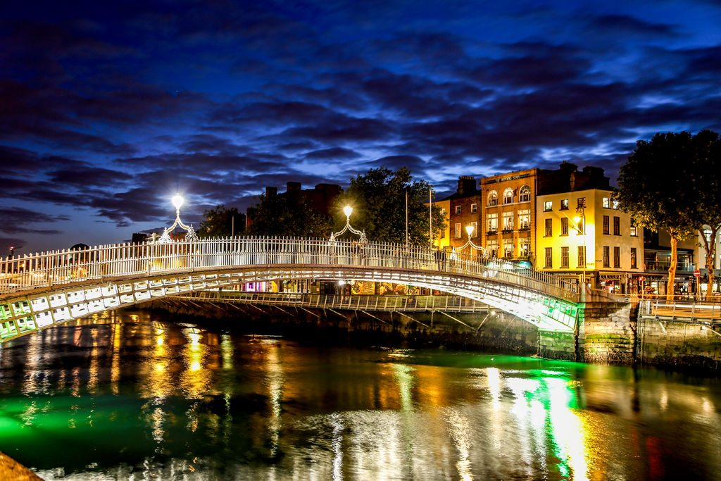 Ireland Group Tours, Dublin