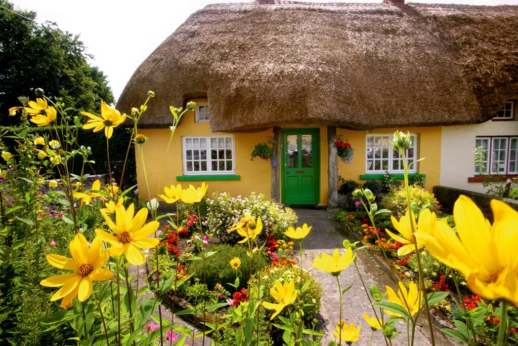 Ireland Group Tours, Adare