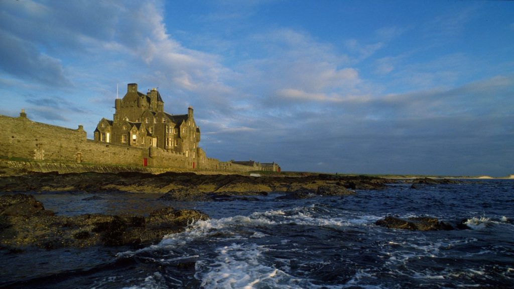 Custom Scotland Castle Vacations - Ackergill Tower