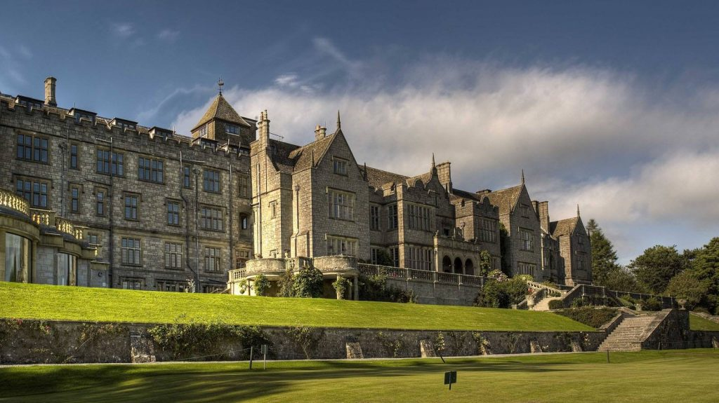 English Castle Tours Bovey Castle