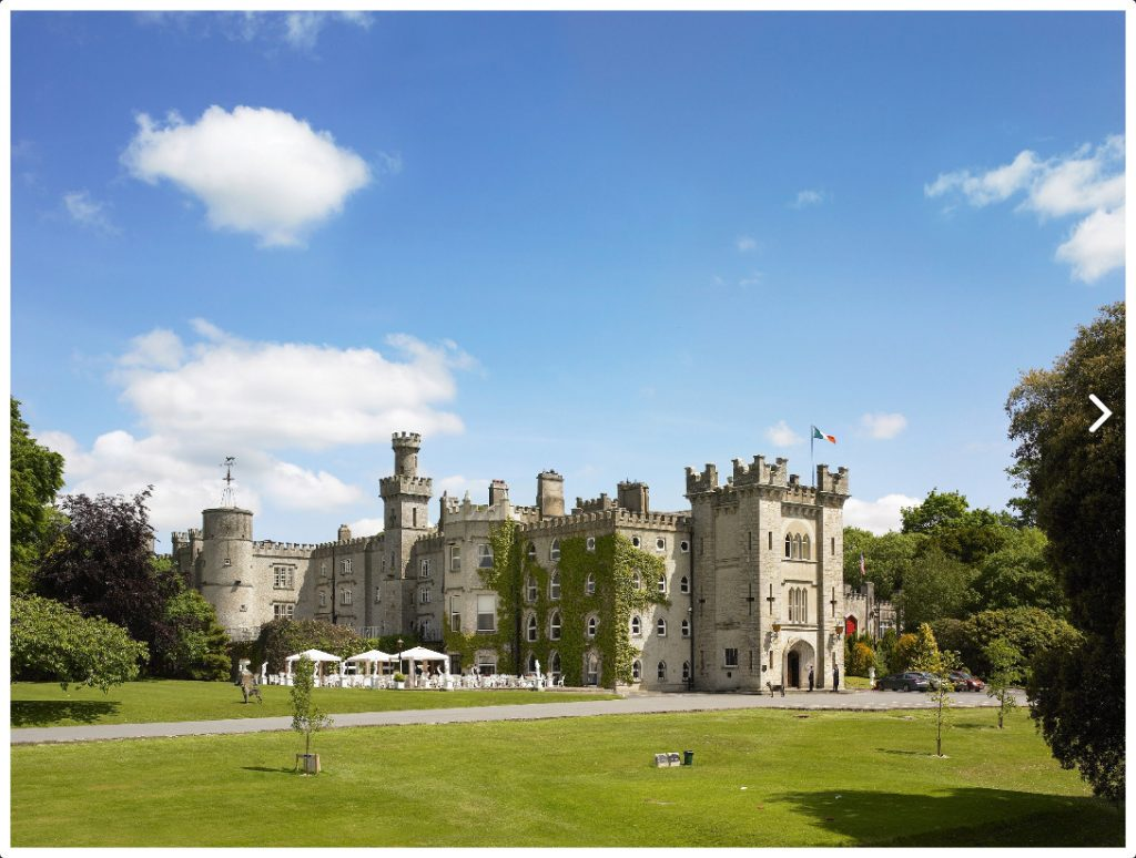 Ireland Self Drive Vacations - Cabra Castle