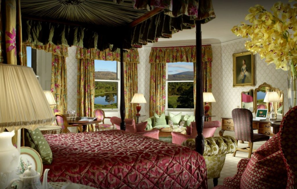 Scotland Honeymoon - Inverlochy Junior Suite