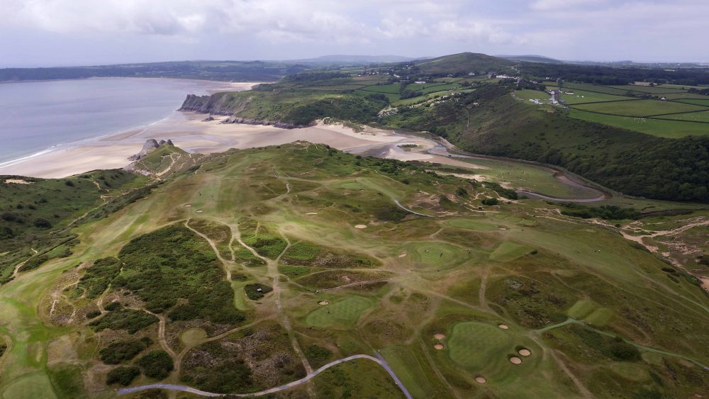 Wales Golf Vacations - Ashburnham Golf Links