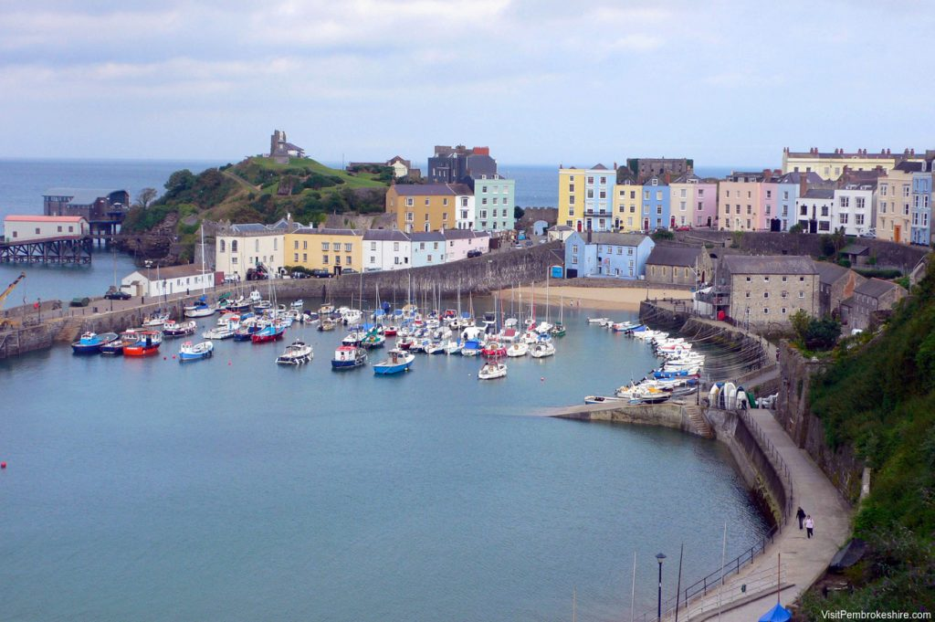 Wales Group Tours - Tenby