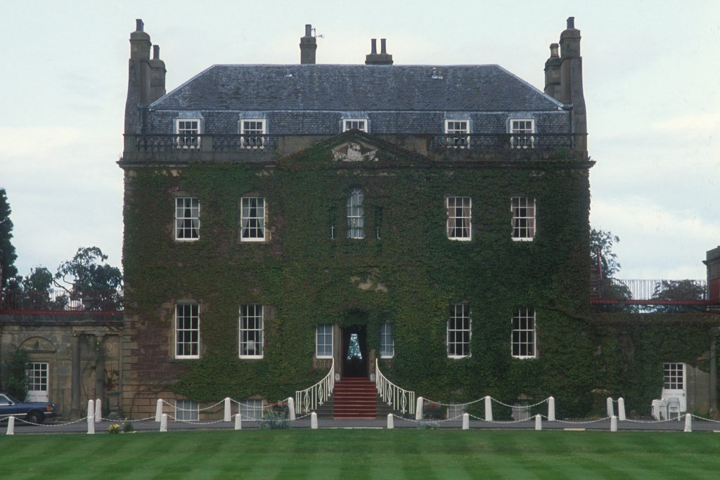Scotland Chauffeur Driven Tours - Culloden House, Scotland