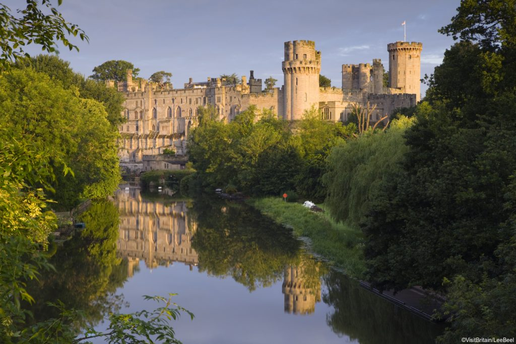 England Private Group Tour, Warwick Castle